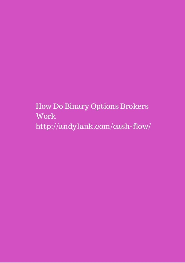How does binary trading works
