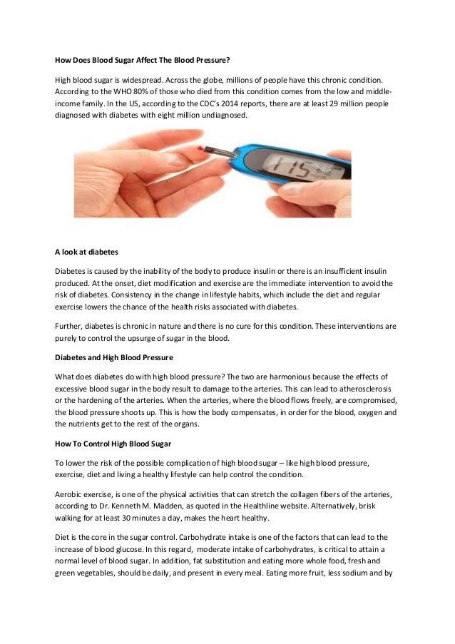 does tramadol affect blood sugar