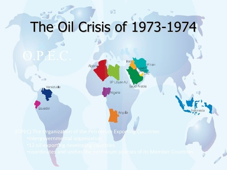 the significance and impact of opec in the oil industry