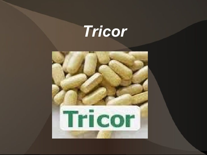 How does tricor works