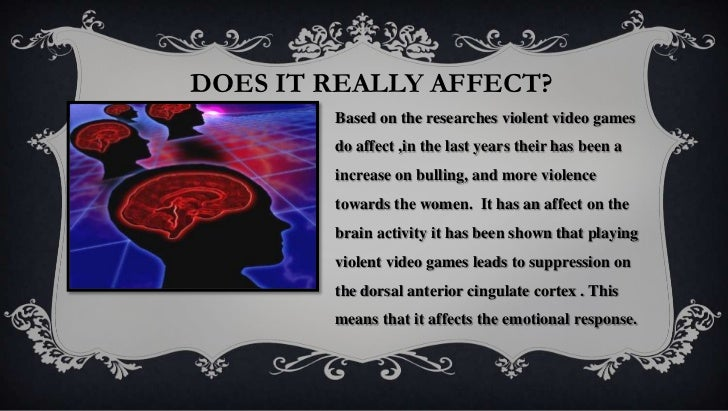 how video games affect the mind The effects of video games on the brain is a highly controversial topic, as both benefits and drawbacks have been found, depending on the content of the.