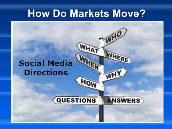 How Do Markets Move?