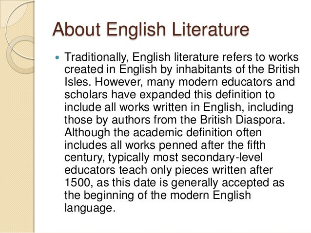 definition of novel in english literature