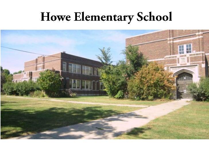 Howe elementary school