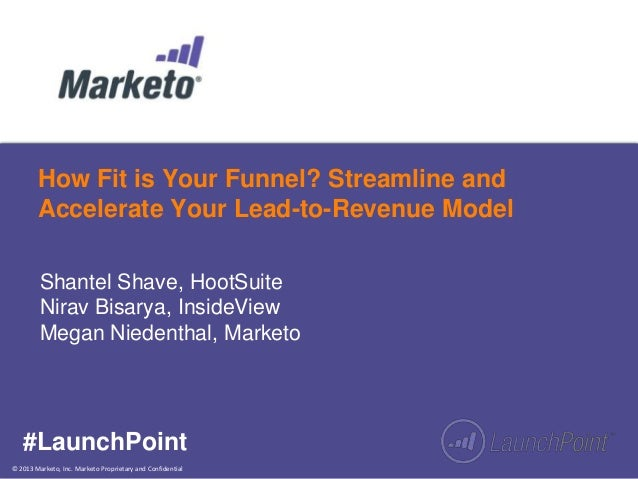 A Fitter Funnel in 2014: Streamline and Accelerate Your Lead-to-Revenue Model