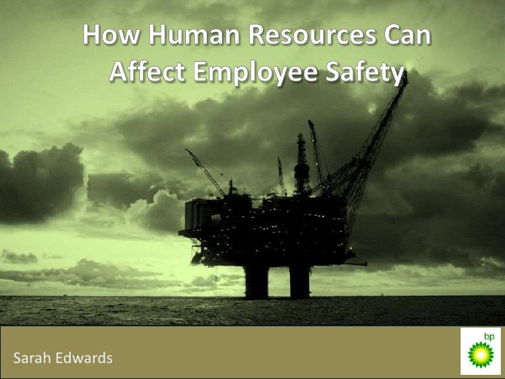 How human resources can improve employee safety