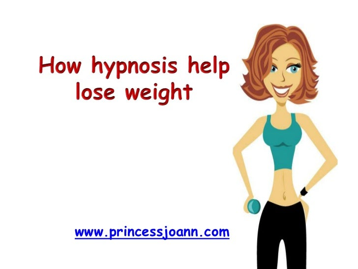 How hypnosis help lose weight