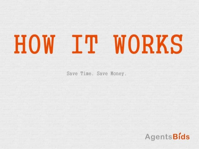 How AgentsBids works