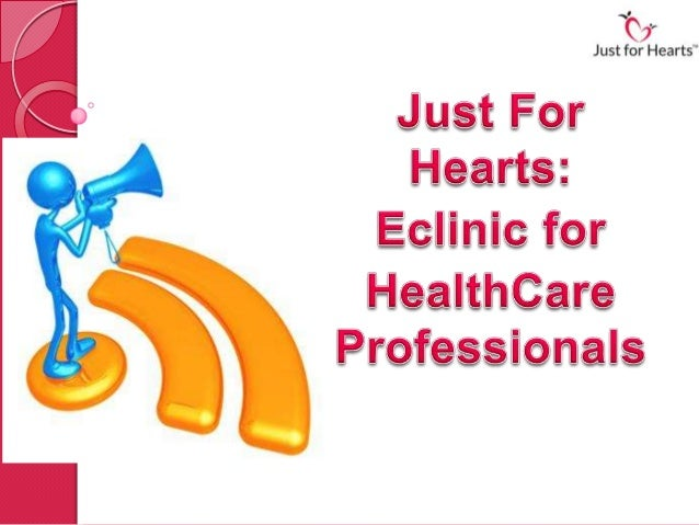 Just for HeartsRich ExperienceOf On Site HealthAnd WellnessServices.Ready To BuildNew Age Panel OfMedicalPractitioners.   ...