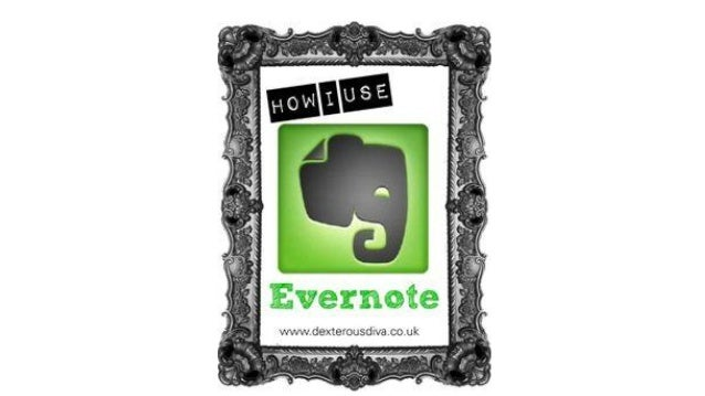 How I use Evernote www.dexterousdiva.co.uk http://dexterousdiva.co.uk/2013/12/04/discussion-how-i-use-evernote/