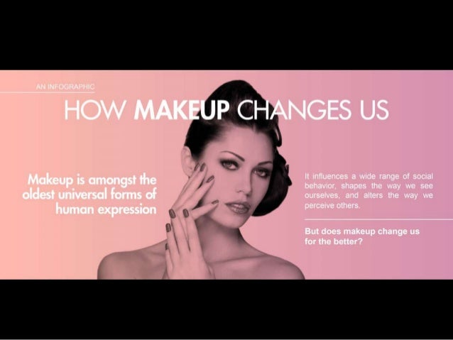 How Makeup Changes Us