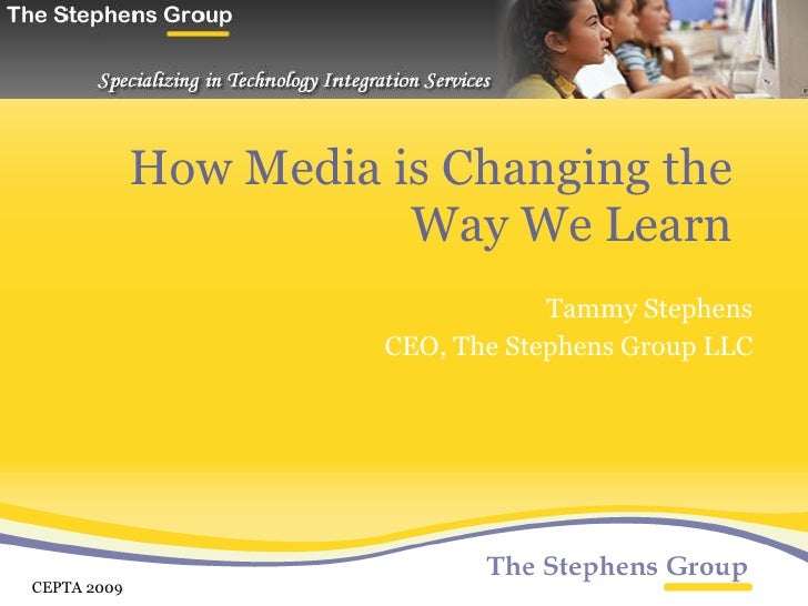 How Media Is Changing The Way We Learn
