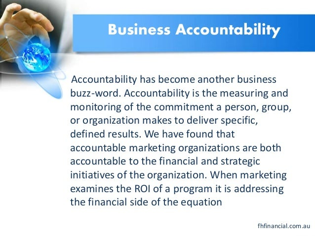 the importance of accountability Accountability is an key part of leading a big organization accountability and leadership work hand in hand understand why it is important and learn the 3 keys to accountability.