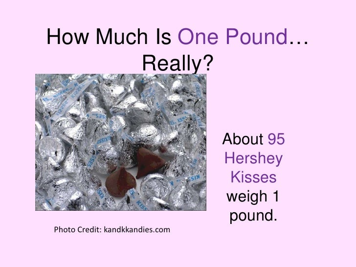 How much is one pound