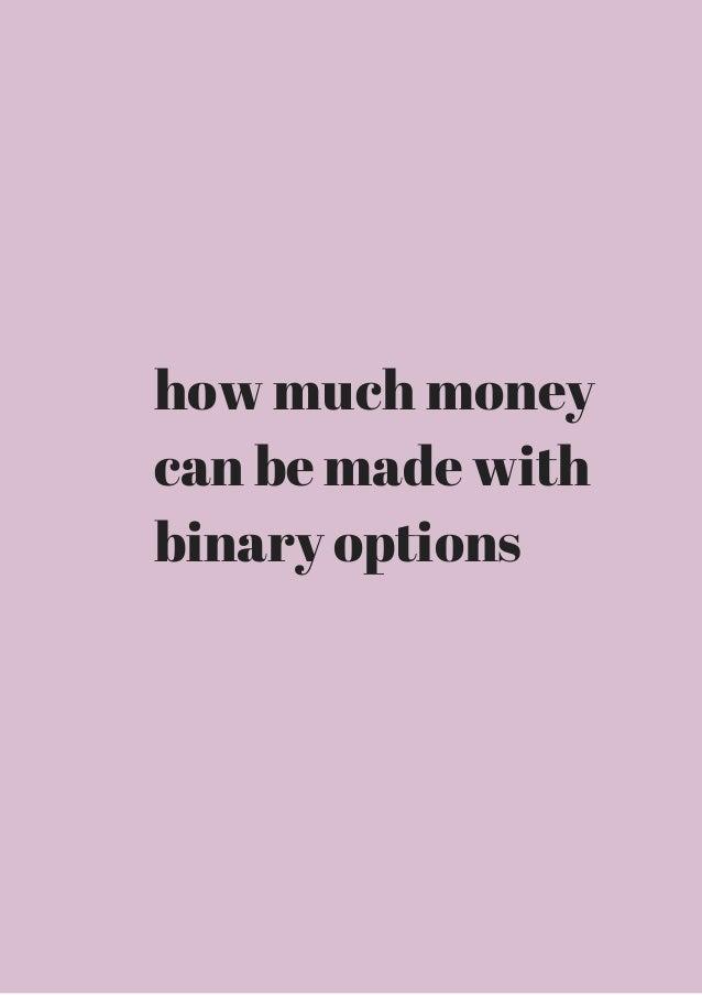 binary options software free