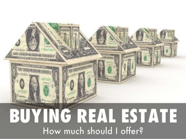 How much should I offer on a home