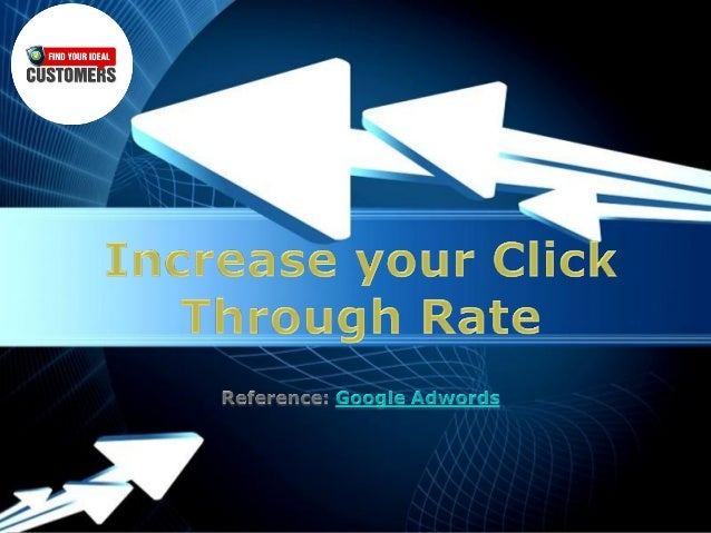 How negative keywords can increase your click through rate