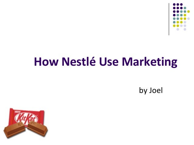 marketing report on maggi nestle In 1904, fran ois-louis cailler, charles am d e kohler, daniel peter, and henri nestl participated in the creation and development of swiss chocolate, marketing the first chocolate - milk nestl .
