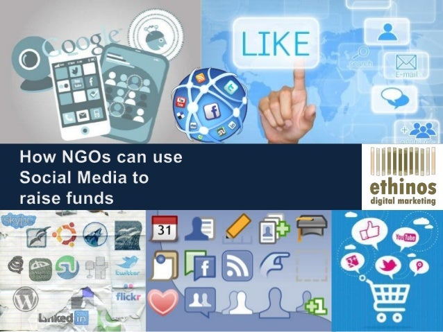 How NGO's Can Use Social Media to Raise Funds [Report]