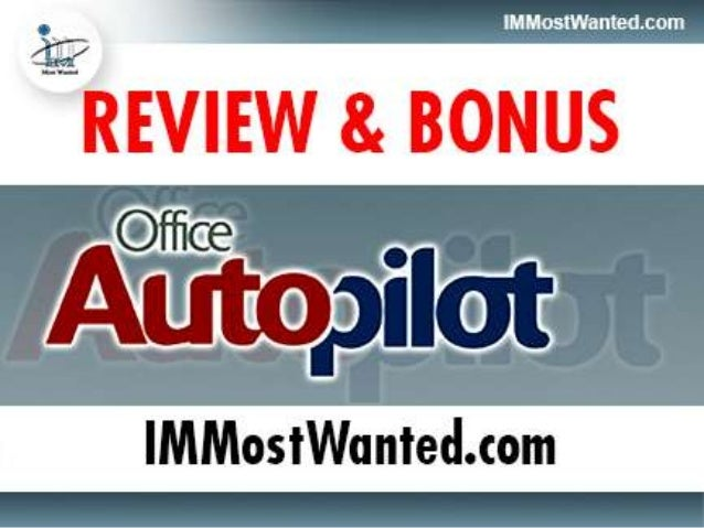 How OfficeAutopilot Can Help You in YourOnline BusinessTo run an Internet marketing business efficiently, it certainlyhelp...