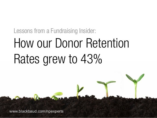 How To Boost Donor Retention Rates in 5 Steps
