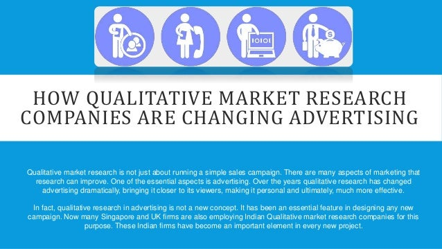 Qualitative research in financial markets