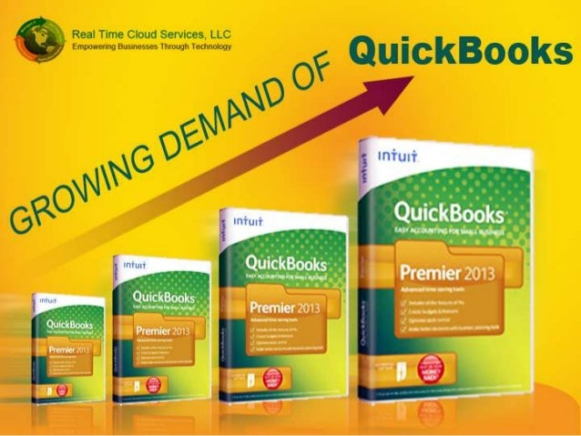 The QuickBooks accounting software application runs on highspeed remote Terminal Servers in a secure data center and not o...