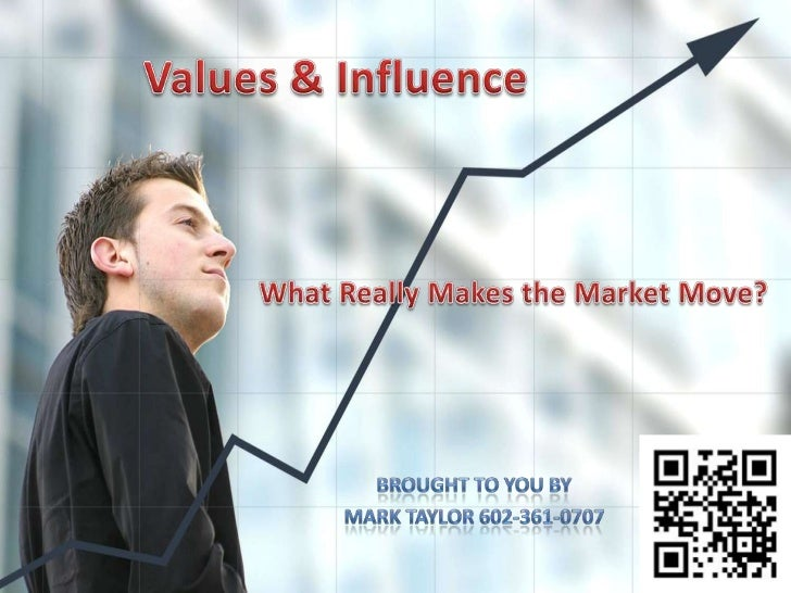 How rising values influence our markets