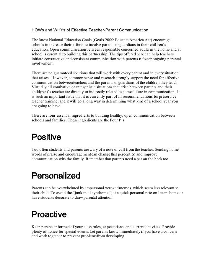 Ho Ws And Wh Ys Of Effective Teacher 2