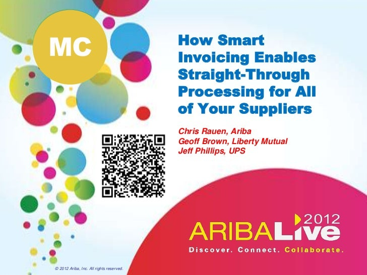 How Smart Invoicing Enables Straight-Through Processing for All of Your Suppliers