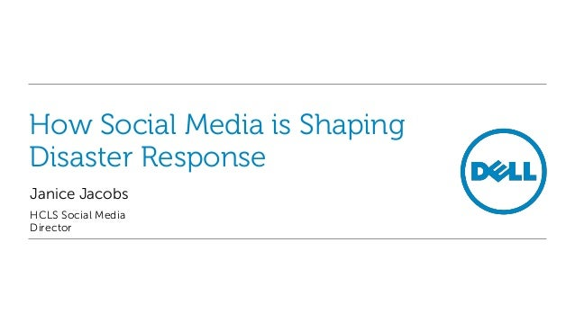 How Social Media is Shaping Disaster Response