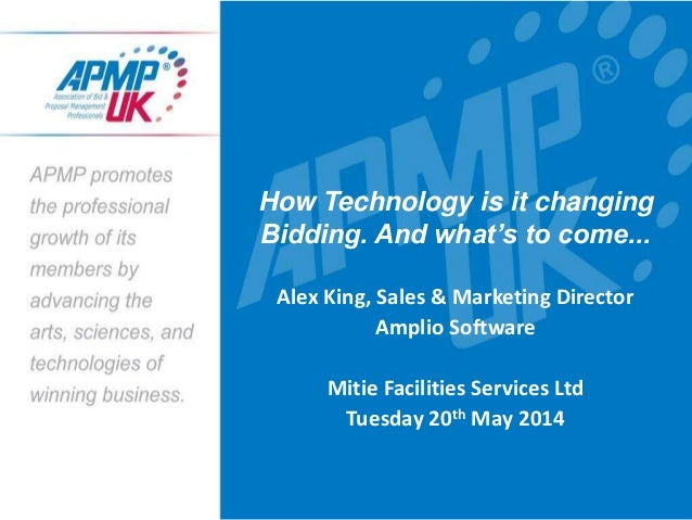 How Technology is changing Bidding