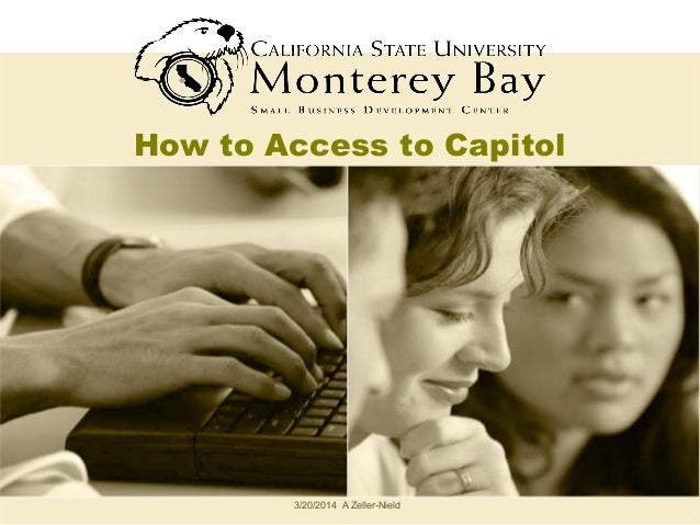 How to access to capitol