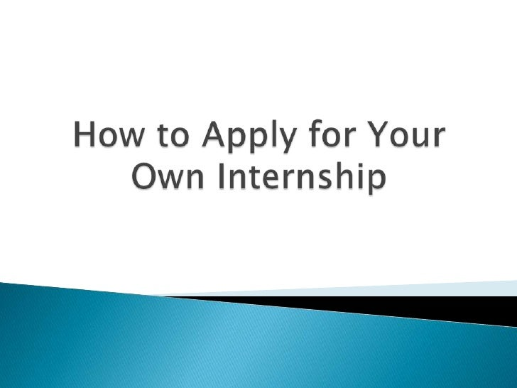    There are six different kinds of internships   For a Government, Finance, and Journalism    internship the deadline c...