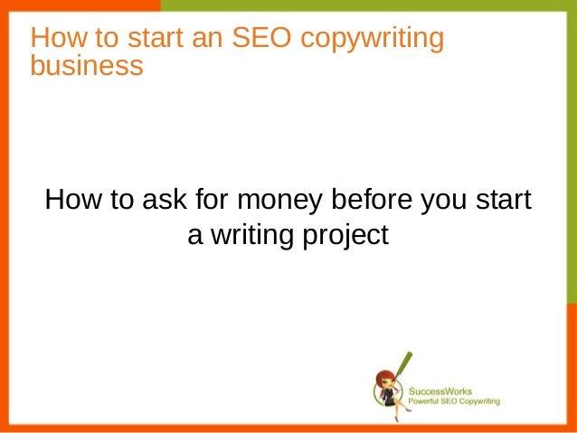 Make your freelance copywriting pay!
