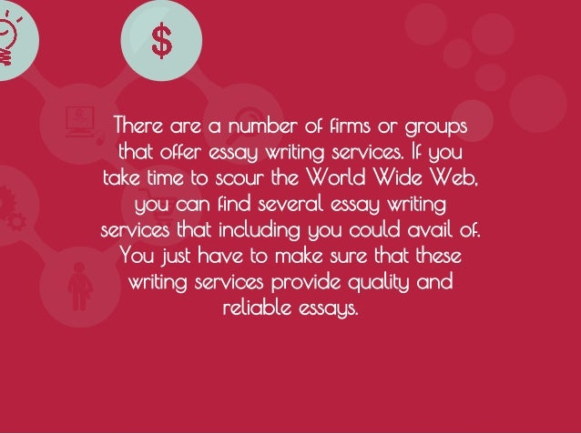 Essay Writing Scams