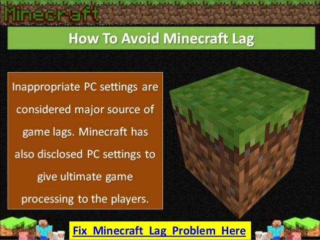 Fix Minecraft Lag Problem Here
