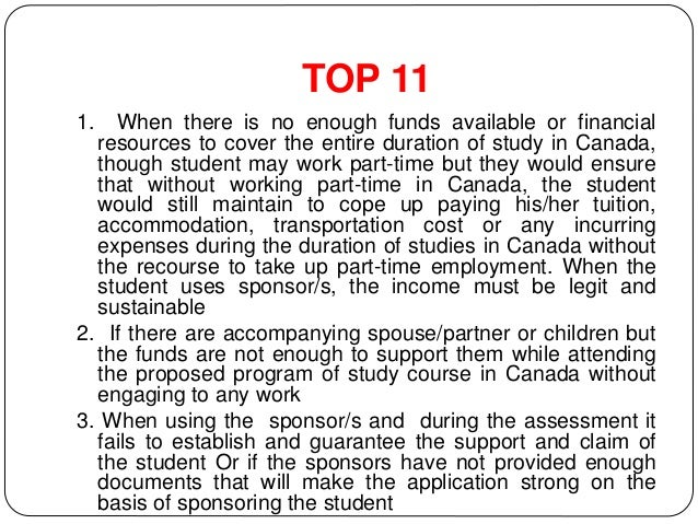 statement of purpose to canada high School in canada high school college  sample cover letter- applying for study permit in canada  statement of purpose sample:.
