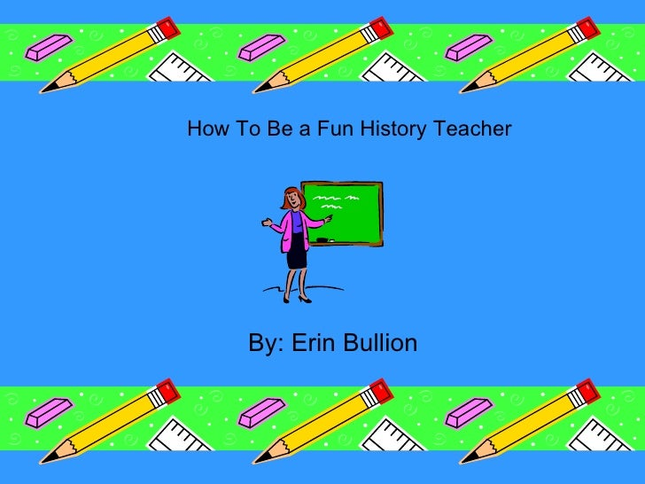 How to become a history teacher?