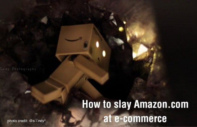 How to Slay the Amazon.com Giant at e-Commerce