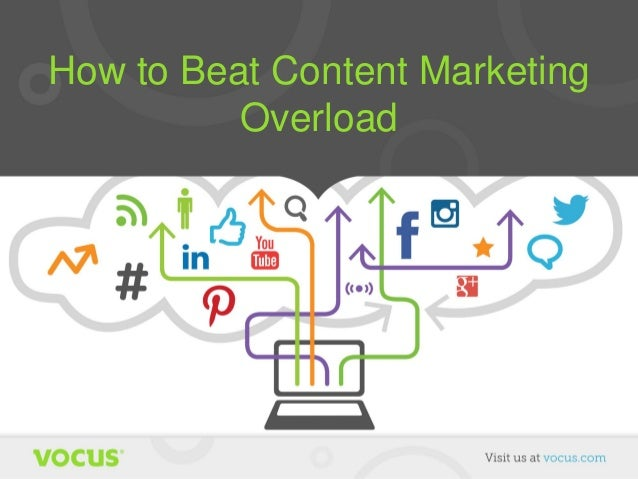 How to Beat Content Marketing Overload