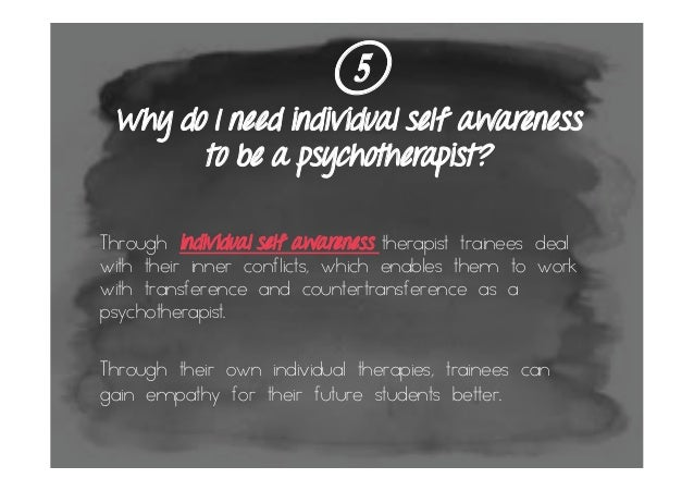 What does it take to become a psychotherapist?