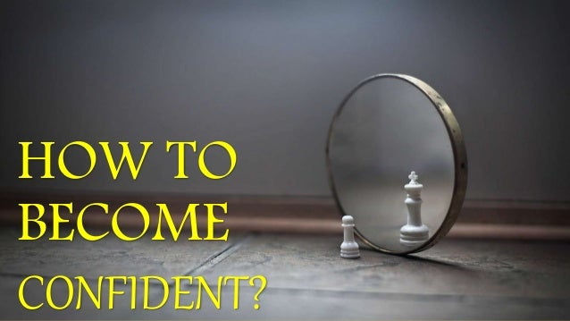 how to become uber confident