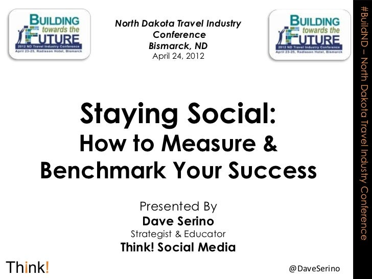Staying Social: How to Measure and Benchmark Your Success