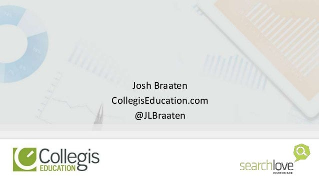 How to Build a Data Driven Company - Josh Braaten - SearchLove 2014