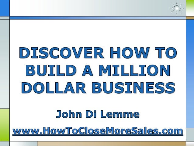 You will Discover the Secrets to Build a Million Dollar Business as I Break Down the Word *BUSINESS* in the Following Slid...