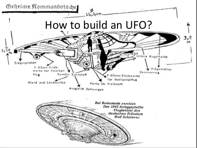 How to build an ufo a startup manual for the next