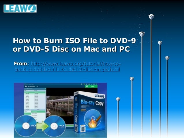 how to create iso file on mac
