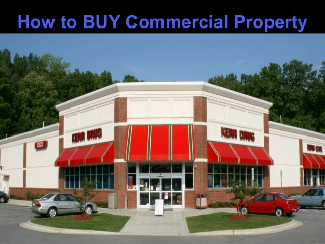 4-1 How to BUY Commercial Property