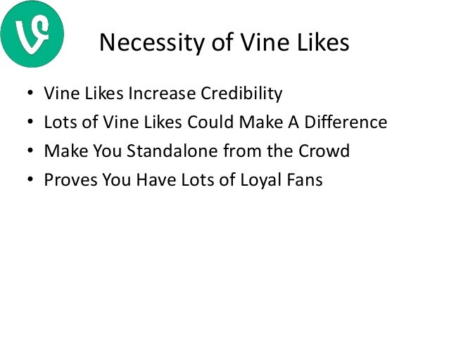 How to Buy Vine Likes to Optimize A Vine Video